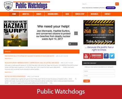Public Watchdogs